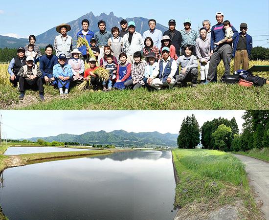 南阿蘇村おあしす米生産組合