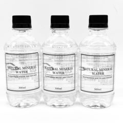 NATURAL MINERAL WATER 300ml
